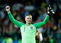 Jordan Pickford (England) celebrates<br /> Moscow 03-07-2018 Football FIFA World Cup Russia 2018 <br /> Colombia - England / Colombia - Inghilterra<br /> Foto Matteo Ciambelli/Insidefoto