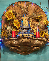 Havana Wall Art -- Madonna. Image taken with a Leica T camera and 23 mm f/2 lens.