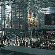 The 2021 New York Comic Con at the Javits Center in Manhattan, New York on Thursday, October 7, 2021. John Taggart for The New York Times