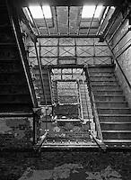 The Abandoned Jackson Sanatorium in Dansville NY.
