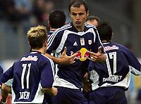 Fotball, 12. juli 2005, T-Mobile Bundesliga, GAK Graz vs Red Bull Salzburg. Bild zeigt Vratislav Lokvenc (RBS). Foto: Guenter Floeck, Digitalsport<br /> Norway only