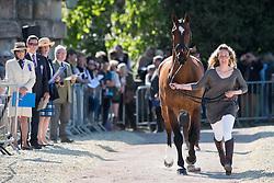 Amos Jodie (GBR) & Figaro van het Broekxhof <br /> CCI4* - Mitsubishi Motors Badminton Horse Trials 2016<br /> © Hippo Foto - Jon Stroud<br /> 06/05/16