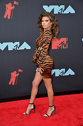 August 26, 2019, New York, New York, United States: Chanel West Coast arriving at the 2019 MTV Video Music Awards at the Prudential Center on August 26, 2019 in Newark, New Jersey  (Credit Image: © Kristin Callahan/Ace Pictures via ZUMA Press)