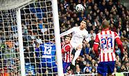 020514 Real Madrid v Atletico de Madrid - Copa del Rey: Round of 2