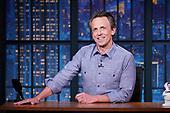 """May 25, 2021 - USA: NBC's """"Late Night with Seth Meyers"""" - Episode 1152A"""