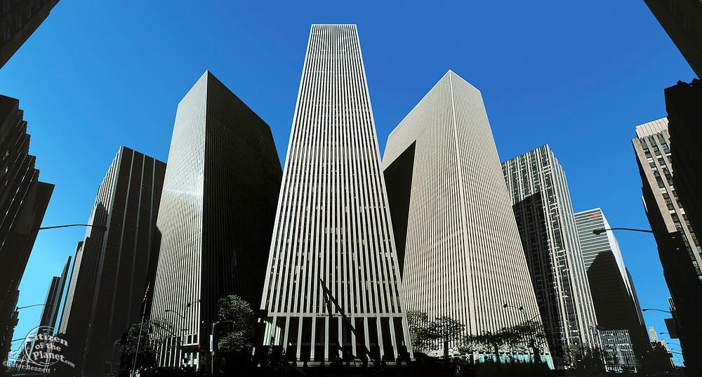 6th Avenue Buildings, Manhattan, New York