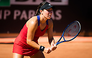 Jessica Pegula of the United States in action during the first round of the 2021 Internazionali BNL d'Italia, WTA 1000 tennis tournament on May 10, 2021 at Foro Italico in Rome, Italy - Photo Rob Prange / Spain ProSportsImages / DPPI / ProSportsImages / DPPI