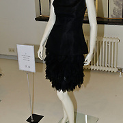 NLD/Amsterdam/20100512 - Opening expositie songfestivaljurken getiteld 'May we have your dress please?! , jurk van Anneke Grönloh