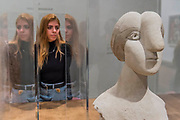 Bust of a Woman 1931 - The EY Exhibition: Picasso 1932 – Love, Fame, Tragedy a new exhibition at the Tate Modern.  It brings together over 100 works made by Pablo Picasso (1881–1973) during 1932, one of the most intensely creative periods in his life.