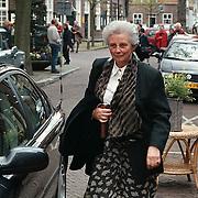 Matthaus Passion 2000 Naarden, minister Els Borst