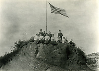 1912 At the top of Lookout Mountain in Laurel Canyon