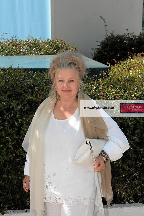 Hanna Schygulla - - Festival de Cannes - Photocall de l'autre côté - 23/05/2007 - JSB / PixPlanete