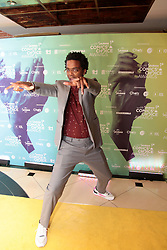 08/09/2018<br />Comedian Lazola Gola is seen on the Yellow carpet arrivals at the 2018 Savanna Comics Choice Awards, LYRIC Theatre, Goldreef City, Johannesburg.<br />Picture: Nhlanhla Phillips/African News Agency/ANA