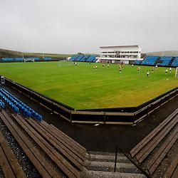 20110602: Faroe Islands, Football - Practice of Slovenian National Team in Faroe Islands