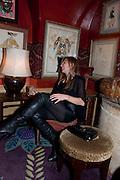 ELIZABETH VON GUTMANN ; , BRIONI FRAGRANCE LAUNCH. Annabels. Berkeley Sq. London. 14 October 2009.