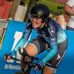 UTRECHT (NED) July 8 CYCLING: <br /> Proloog Baloise Belgium tour<br /> Charlotte Kool