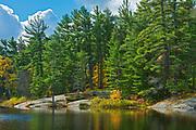 Grundy Lake , Grundy Lake Provincal Park, Ontario, Canada