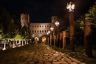 Torino,Porte Palatine