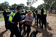 Melbourne Freedom Protests September 2020