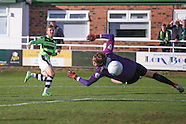 North Ferriby United v Forest Green Rovers 081016