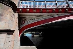 UK ENGLAND LEICESTER 30JUN15 - Bridges across the river Soar at Leicester city.<br /> <br /> jre/Photo by Jiri Rezac / WWF UK<br /> <br /> © Jiri Rezac 2015