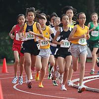 C Division Girls 3000m