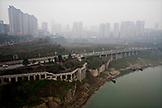 Chongqing, China, on wednedsday 23. jan, 2008