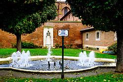 Edouard Privat square in the centre of Toulouse, France<br /> <br /> (c) Andrew Wilson | Edinburgh Elite media