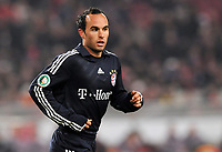 Fotball<br /> Tyskland<br /> Foto: Witters/Digitalsport<br /> NORWAY ONLY<br /> <br /> 27.01.2009<br /> <br /> Landon Donovan Bayern<br /> <br /> DFB-Pokal Achtelfinale VfB Stuttgart - Bayern München