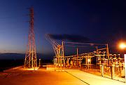Serpa's plant substation
