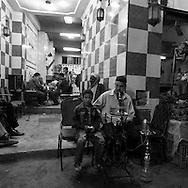 Egypt. Cairo : market  behind  Al Azhar mosque.   in islamic Cairo  Cairo -  NM75 NM76