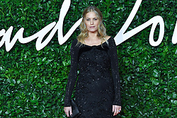 Yasmin Le Bon attending the Fashion Awards 2019 at the Royal Albert Hall in London, England on December 02, 2019. Photo by AuroreMarechal/ABACAPRESS.COM