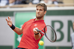 Martin Klizan on day five of The Roland Garros 2019 French Open tennis tournament in Paris, France on May 30, 2019. Photo by ABACAPRESS.COM