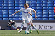 Mateusz Bogusz of Leeds United U23 during the U23 Professional Development League match between U23 Crystal Palace and Leeds United at Selhurst Park, London, England on 15 April 2019.