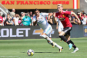 Manchester United Midfielder Scott McTominay during the AON Tour 2017 match between Real Madrid and Manchester United at the Levi's Stadium, Santa Clara, USA on 23 July 2017.
