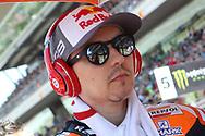 #99 Jorge Lorenzo, Spanish: Repsol Honda Teamduring the Gran Premi Monster Energy de Catalunya at Circuit de Barcelona – Catalunya, Barcelona, Spain on 16 June 2019.