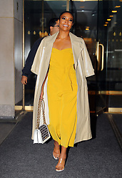 May 14, 2019 - New York, New York, United States - Actress Gabrielle Union made an appearance at The Today show on May 14 2019 in New York City  (Credit Image: © Mike Reed/Ace Pictures via ZUMA Press)
