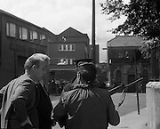Bomb Damage, Green St. Court.15/07/1976.07/15/1976.15th July 1976