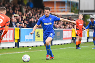 AFC Wimbledon Midfielder Anthony Hartigan (8) during the EFL Sky Bet League 1 match between AFC Wimbledon and Wycombe Wanderers at the Cherry Red Records Stadium, Kingston, England on 27 April 2019.