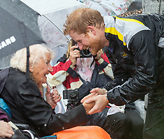 Sydney: Prince Harry - 6 June 2017