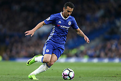 8 May 2017 - Premier League Football - Chelsea v Middlesbrough<br /> Pedro of Chelsea<br /> Photo: Charlotte Wilson