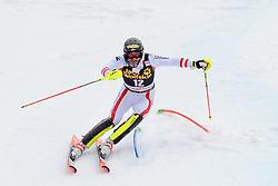 05.03.2017, Podkoren, Kranjska Gora, SLO, FIS Weltcup Ski Alpin, Kranjska Gora, Slalom, Herren, 2. Lauf, im Bild Michael Matt (AUT, 1. Platz) // race winner Michael Matt of Austria in action during his 2nd run of men's Slalom of FIS ski alpine world cup at the Podkoren in Kranjska Gora, Slovenia on 2017/03/05. EXPA Pictures © 2017, PhotoCredit: EXPA/ Johann Groder