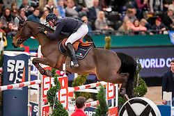 Moneta Luca Maria, ITA, Amethyste du Coty<br /> Leipzig - Partner Pferd 2019<br /> © Hippo Foto - Stefan Lafrentz
