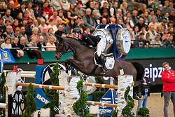 Brinkop Kendra Claricia, GER, Caramia<br /> Leipzig - Partner Pferd 2019<br /> © Hippo Foto - Stefan Lafrentz