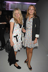 Left to right, ASTRID HARBORD and CAMILLA STOPFORD-SACKVILLE at the Tanqueray No.TEN cocktail party held at No1 Piazza, Covent Garden, London on 10th June 2008.<br /><br />NON EXCLUSIVE - WORLD RIGHTS