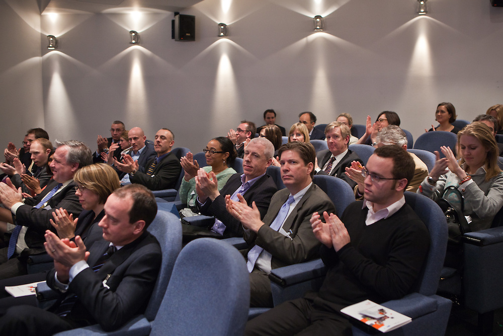 Igniting the SPARK in social enterprise, a debate at BT Tower, London.