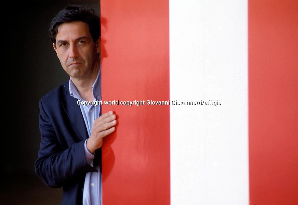 Emmanuel Todd<br />world copyright Giovanni Giovannetti/effigie / Writer Pictures<br /> <br /> NO ITALY, NO AGENCY SALES / Writer Pictures<br /> <br /> NO ITALY, NO AGENCY SALES
