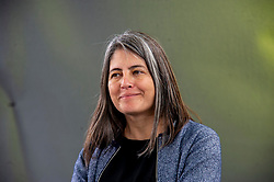 Pictured: Selva Almada <br /><br />Selva Almada is an Argentine writer of poetry, short stories, and novels. She expanded into nonfiction in 2014 with the book Chicas muertas.<br /><br />Ger Harley | EEm 18 August 2019