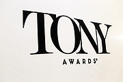 June 10, 2017-New York, New York-United States:  Atmosphere during the 71st Annual Tony Awards Media Room held at Radio City on June 11, 2017 in New York City. The Tony Awards recognize achievement in Broadway productions during the 2016–17 season.  (Photo by Terrence Jennings/terrencejennings.com)