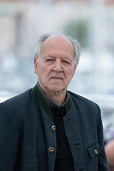 Werner Herzog attending the Family Romance Photocall as part of the 72nd Cannes International Film Festival in Cannes, France on May 19, 2019. Photo by Aurore Marechal/ABACAPRESS.COM
